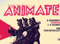 Submit your film to Animateka 2019!